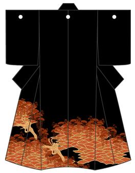 引用:日本和装